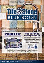Tile&Stone 2019-20 Cover